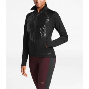 The North Face Women's Winter Warm 1/2 Zip Jacket - Large - TNF Black