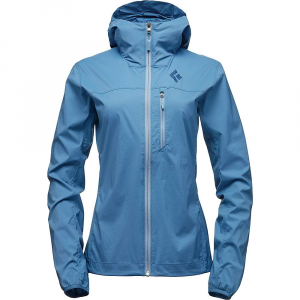 Black Diamond Women's Alpine Start Hoody - Medium - Blue Steel