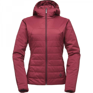 Black Diamond Women's First Light Hoody - Medium - Wine