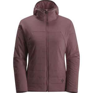 Black Diamond Women's First Light Hoody - Small - Sandalwood
