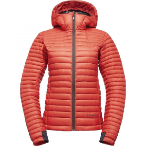 Black Diamond Women's Forge Hoody - Medium - Coral