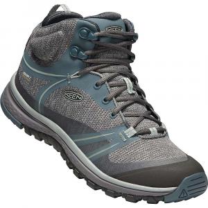 Keen Women's Terradora Mid Waterproof Boot - 6 - Stormy Weather / Wrought Iron