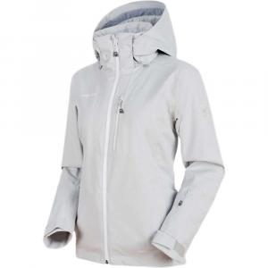 Mammut Women's Stoney HS Thermo Jacket - XL - Marble Melange / Marble