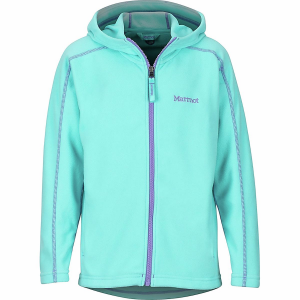 Marmot Rocklin Hooded Fleece Jacket - Girls'