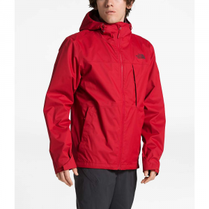 The North Face Men's Arrowood Triclimate Jacket - Medium - Rage Red / Fig