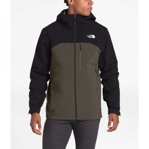 The North Face Men's ThermoBall Triclimate Jacket - Large - New Taupe Green / TNF Black