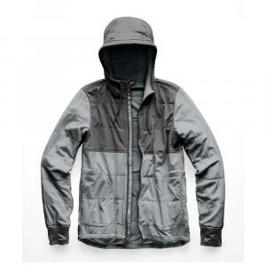 The North Face Women's Mountain Sweatshirt Full Zip Jacket - Large - Asphalt Grey / Mid Grey