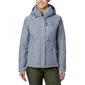 Columbia Women's Alpine Action Omni-Heat Jacket - 3X - Tradewinds Grey