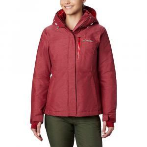 Columbia Women's Alpine Action Omni-Heat Jacket - Small - Beet