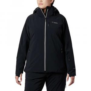 Columbia Women's Titanium Snow Rival II Jacket - Large - Black