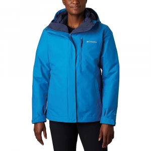 Columbia Women's Whirlibird IV Interchange Jacket - XL - Fathom Blue Crossdye / Nocturnal