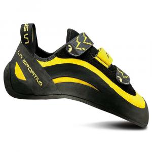 La Sportiva Men's Miura VS Shoe - 41.5 - Yellow