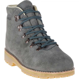Merrell Men's Wilderness USA Suede Boot - 12 - Steel Grey