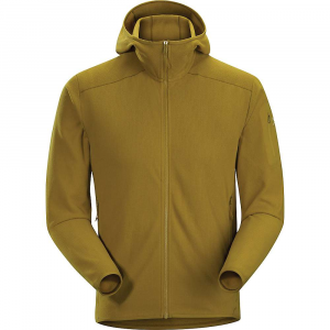 Arcteryx Men's Delta LT Hoody - Medium - Yukon