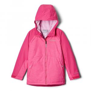 Columbia Girls' Alpine Action II Jacket - XS - Pink Ice