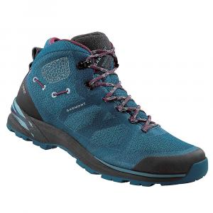 Garmont Women's Atacama Mid GTX Shoe - 7 - Blue
