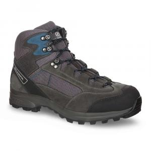Scarpa Men's Kailash Lite Boot - 46.5 - Shark Grey/Lake Blue