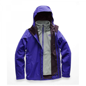 The North Face Women's Arrowood Triclimate Jacket - XS - Deep Blue Dobby / Deep Blue Dobby