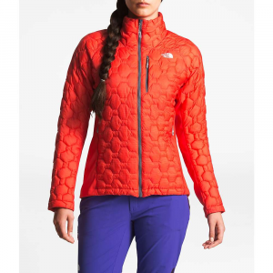 The North Face Women's Impendor ThermoBall Hybrid Jacket - Small - Juicy Red / Juicy Red