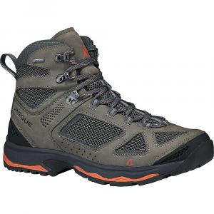 Vasque Men's Breeze III GTX Boot - 11.5 - Gargoyle/Rust