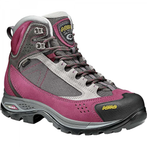 Asolo Women's Nilas GV Shoe - 9.5 - Redbud / Silver