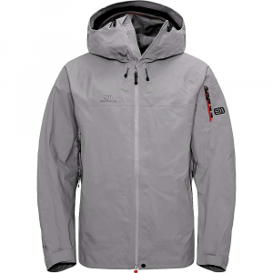 Elevenate Men's Bec de Rosses Jacket - Medium - Concrete