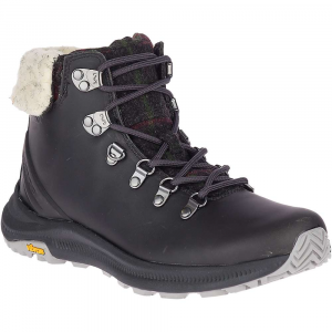 Merrell Women's Ontario X SK Wool Boot - 8 - Granite