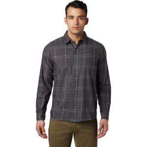 Mountain Hardwear Men's Burney Falls LS Shirt - Medium - Void