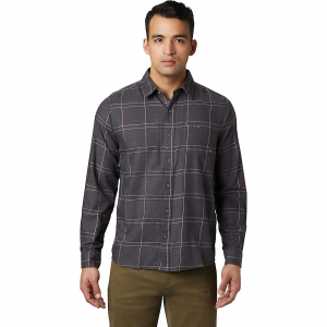 Mountain Hardwear Men's Burney Falls LS Shirt - Small - Void