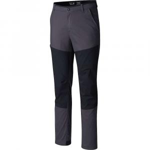 Mountain Hardwear Men's Hardwear AP Pant - 38x32 - Shark / Black