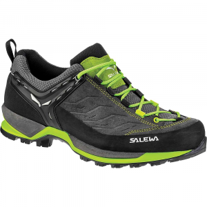 Salewa Men's MTN Trainer Shoe - 10 - Ombre Blue / Tender Shot
