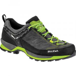 Salewa Men's MTN Trainer Shoe - 9.5 - Ombre Blue / Tender Shot