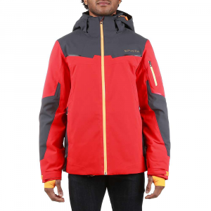 Spyder Men's Chambers GTX Jacket - Small - Volcano