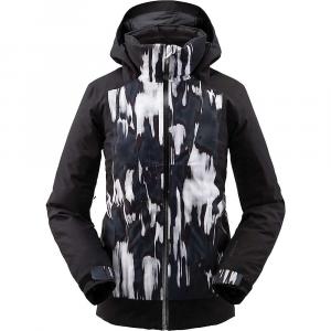 Spyder Women's Voice GTX Jacket - 4 - Ikat Print Black