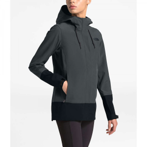 The North Face Women's Apex Flex DryVent Jacket - XL - Asphalt Grey / TNF Black
