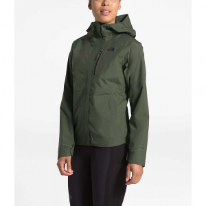 The North Face Women's Dryzzle Jacket - Medium - New Taupe Green