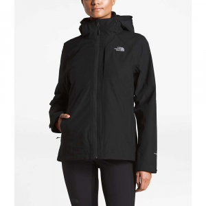 The North Face Women's Osito Triclimate Jacket - Large - TNF Black / TNF Black