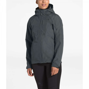The North Face Women's Osito Triclimate Jacket - Small - Asphalt Grey / Asphalt Grey