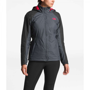 The North Face Women's Resolve Insulated Jacket - Medium - Vanadis Grey / Asphalt Grey