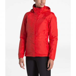 The North Face Women's Resolve Insulated Jacket - Small - Fiery Red / Fiery Red
