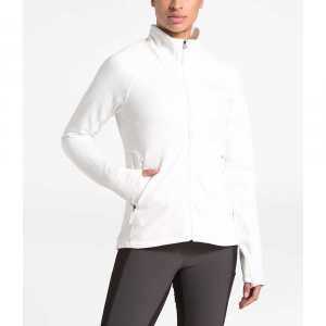 The North Face Women's Shastina Stretch Full Zip Jacket - Small - TNF White / TNF White