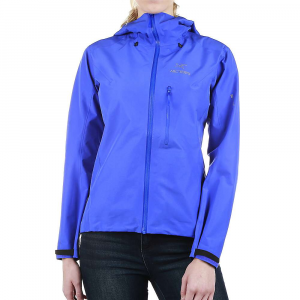Arcteryx Women's Alpha FL Jacket - XL - Iolite