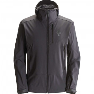 Black Diamond Men's Dawn Patrol Shell - XL - Smoke