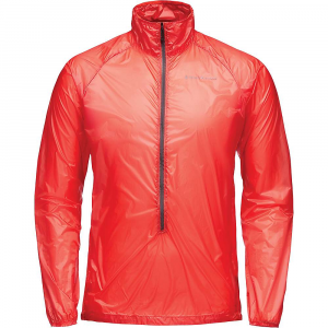 Black Diamond Men's Deploy Wind Shell Jacket - XL - Hyper Red