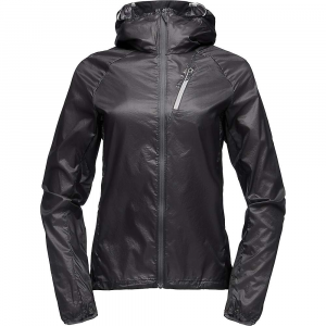 Black Diamond Women's Distance Wind Shell Jacket - Small - Black