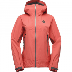 Black Diamond Women's Helio Active Shell Jacket - Small - Coral