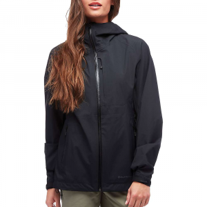 Black Diamond Women's Highline Stretch Shell Jacket - Medium - Black