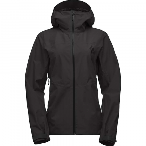 Black Diamond Women's Liquid Point Shell Jacket - Medium - Black
