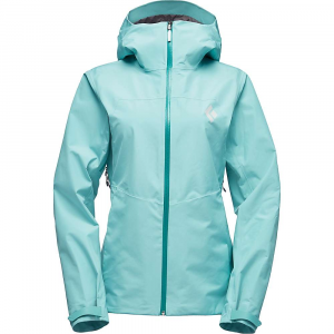 Black Diamond Women's Liquid Point Shell Jacket - Small - Alpine Lake