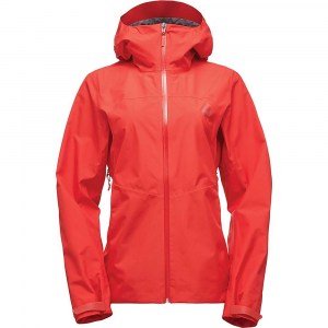 Black Diamond Women's Liquid Point Shell Jacket - Small - Paintbrush